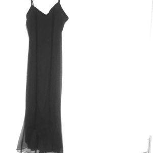 Strappy black Betsey Johnson dress